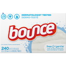 Bounce Free/Gentle Fabric Sheets, PGC24684