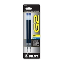 Pilot G2 Gel Ink Refill, 0.70 mm - Blue - 2 / Pack