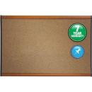 Quartet Prestige Colored Cork board, 48