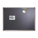Quartet Euro Prestige Blk Embossed Foam Board, 48