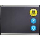 Quartet Magnetic Fabric Bulletin Board, 24