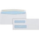 Quality Park Double Window Envelopes, Double Window - #8 5/8 (3.63