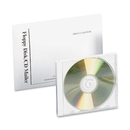 Quality Park Foam Lined Disk/CD Mailers, Disc/Diskette - 5.13