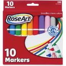 RoseArt Broadline Classic Colors Markers, RAIDDT51