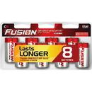 Rayovac Fusion Alkaline C Batteries, RAY8148LTFUSK