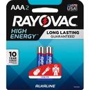 Rayovac Alkaline AAA Batteries, RAY8242KCT
