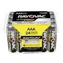 Rayovac Ultra Pro Alka AAA24 Batteries Storage Pak, RAYALAAA24PPJ