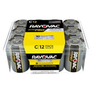 Rayovac Ultra Pro Alkaline C Batteries, RAYALC12PPJ