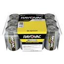 Rayovac Ultra Pro Alkaline D Batteries, RAYALD12PPJCT