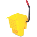 Rubbermaid Commercial WaveBrake Bucket Side Press Wringer, RCP612788YW
