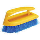 Rubbermaid Commercial Iron Handle Scrub Brush, RCP6482COB
