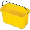 Rubbermaid Commercial 10-quart Sanitizing Caddy, RCP9T8200YW