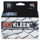 Read Right KeyKleen Cleaning Swabs, Pre-moistened