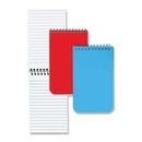 Rediform National Wirebound Memo Notebook, 60 Sheet - Legal/Narrow Ruled - 3