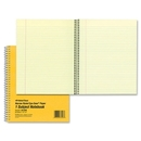 Rediform One-Subject Narrow Ruled Notebook, 80 Sheet - 16 lb - Legal/Narrow Ruled - 8