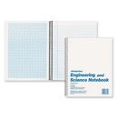 Rediform National Engineering and Science Notebook, 60 Sheet - 16 lb - College Ruled - Letter 8.50