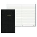 Rediform Blueline Memo Book, 50 Sheet - Narrow Ruled - 4