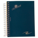 Roaring Spring Roaring Spring Genesis Spiralbound Fat Notebook, 200 Sheet - College Ruled - 5.50