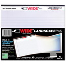 Roaring Spring Wide Landscape Writing Pad