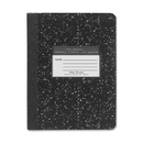 Roaring Spring Wide Rule Composition Book, 100 Sheet - 15 lb - Wide Ruled - 7.50