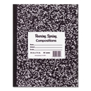 Roaring Spring Tapebound Composition Notebook, 60 Sheet - Wide Ruled - 8