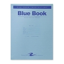 Roaring Spring Blue Examination Book, 16 Sheet - Wide Ruled - Letter 8.50