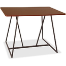 Safco Oasis Standing-Height Teaming Table, SAF3020CY