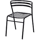 Safco Multipurpose Stacking Metal Chairs, SAF4360BL