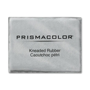 Prismacolor Design Kneaded Rubber Eraser, Lead Pencil Eraser - Rubber - 1/Each - Gray