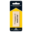 Prismacolor Magic-Rub Eraser, Lead Pencil Eraser - Non-smudge, Non-marring, Smear Resistant - Vinyl - 1Each - Gray