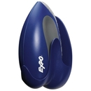 Expo Precision Point Eraser, Replaceable Pad, Ergonomic Handle - Blue - Felt