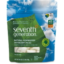 Seventh Generation Natural Dishwasher Detergent 45-Pack, SEV22897