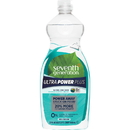 Seventh Generation Ultra Power-Plus Natural Dish Liquid, SEV22928