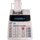 Sharp EL1801V Serial Printer Calculator, 12 Character(s) - Fluorescent - Power Adapter Powered - 10.1