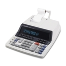 Sharp QS2760H Commercial Print Calculator, 12 Character(s) - Fluorescent - AC Supply Powered - 3