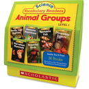 Scholastic Science Vocabulary Readers Set: Animal Groups Education Printed Book for Science by Liza Charlesworth - English