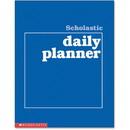 Scholastic Grades K-6 Daily Planner