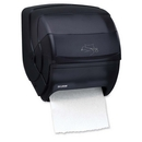 San Jamar Integra Lever Towel Dispenser, Center Pull, Coreless, Roll - 13.5