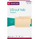Smead 15330 Manila File Folders, Legal - 8.50