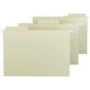 Smead 64083 Moss FasTab Hanging Folders, Legal - 14.75