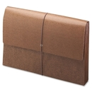 Smead 71376 Leather-Like Expanding Wallets with Elastic Cord, 10