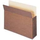 Smead 73205 Redrope 100% Recycled File Pockets, Letter - 8.50