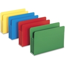 Smead 73550 Assortment Poly File Pockets, Legal - 8.50