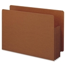Smead 74780 Redrope Extra Wide End Tab TUFF Pocket File Pockets with Reinforced Tab, Legal - 8.50
