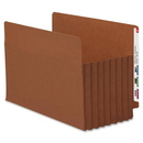 Smead 74795 Redrope Extra Wide End Tab TUFF Pocket File Pockets with Reinforced Tab, Legal - 8.50