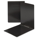 Smead 81124 Black PressGuard Report Covers with Fastener, Letter - 8.50