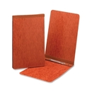 Smead 81704 Red PressGuard Report Covers with Fastener, Statement - 5.50