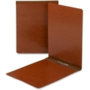 Smead 81724 Red PressGuard Report Covers with Fastener, Letter - 8.50