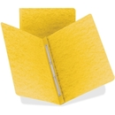 Smead 81852 Yellow PressGuard Report Covers with Fastener, 3
