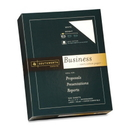 Southworth 100% Cotton Business Paper, For Laser Print - Letter - 8.50